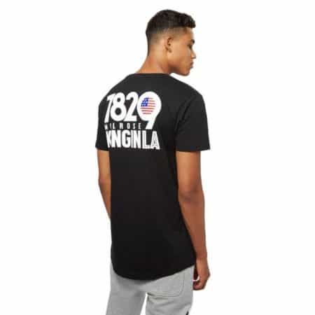 Kingin T-Shirt Melrose Black KG207
