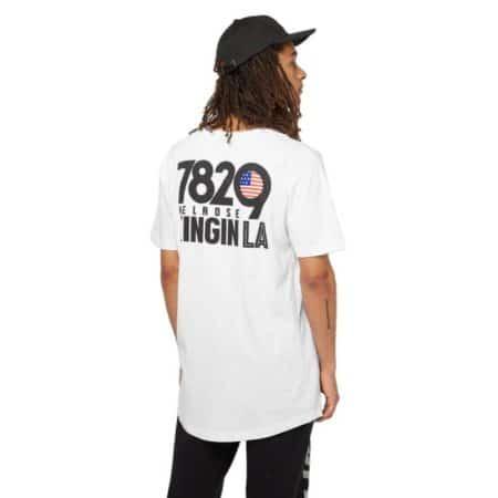 Kingin T-Shirt Melrose White KG205