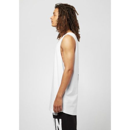 Kingin Tank Top White KG102