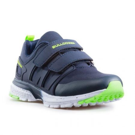 Bulldozer 92001 Navy-Neon Green