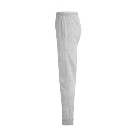 Fruit Of The Loom Cuffed Jog Pants Heather Grey 90001