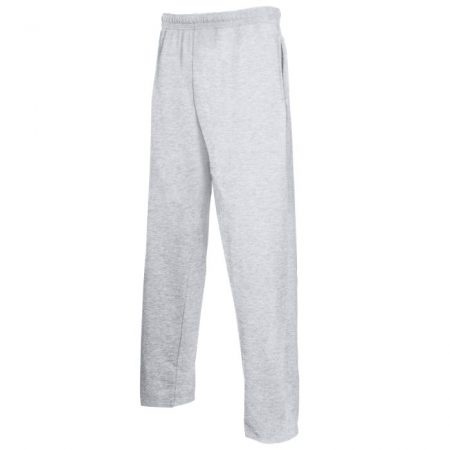 Fruit Of The Loom Lightweight Jog Pants Grey 64-038-0-GR