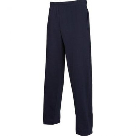 Fruit Of The Loom Lightweight Jog Pants Navy 64-038-0-N
