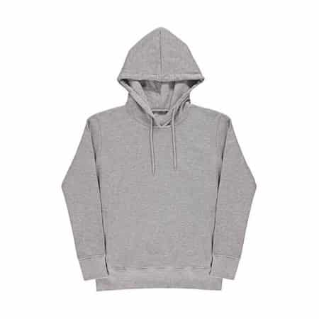 Nakedshirt Luna Hooded Sweat Grey 20485
