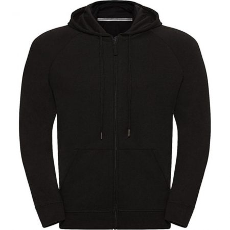 Russell HD Zipped Hood Black R-284M-0