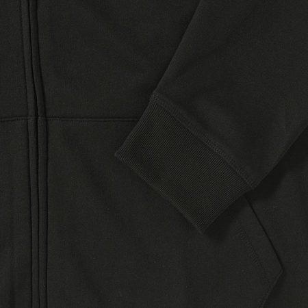 Russell HD Zipped Hood Black R-284M-0