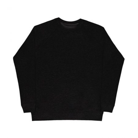 Nakedshirt Clement Raglan Sweat 20585-Black Ανδρικό φούτερ