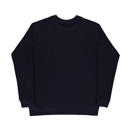 Nakedshirt Clement Raglan Sweat 20585-Navy Ανδρικό φούτερ