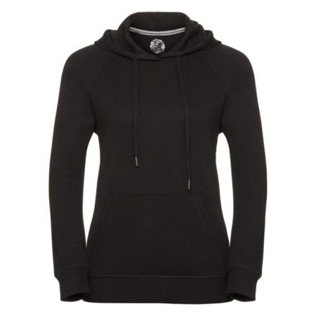 Russell HD Hooded Sweat Black 0R281F036S Γυναικείο Φούτερ
