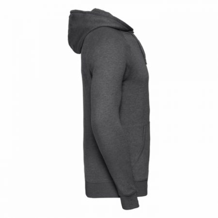Russell HD Hooded Sweat Grey Marl 0R281M0GYS Ανδρικό Φούτερ