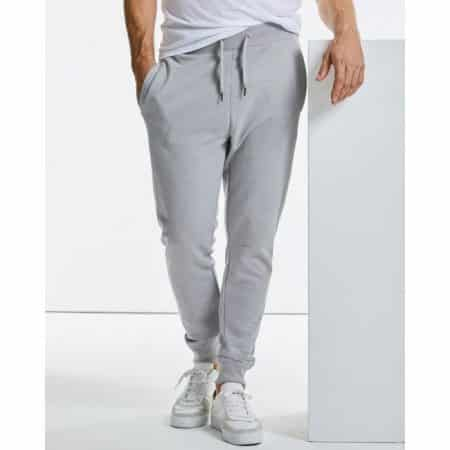 Russell HD Jog Pants Silver Marl 0R283M0S7S Ανδρικό παντελόνι φόρμας