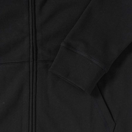 Russell HD Zipped Hood Sweat Black 0R284F036S Γυναικεία ζακέτα