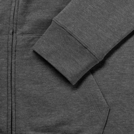 Russell HD Zipped Hood Sweat Grey Marl 0R284F0GYS Γυναικεία ζακέτα
