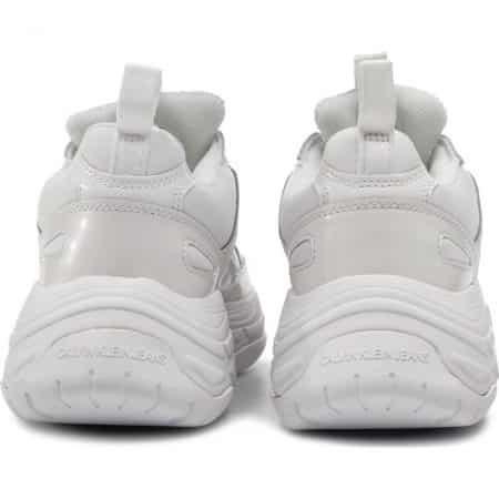 Ανδρικά Sneakers Calvin Klein Marvin S0591 White Special Price